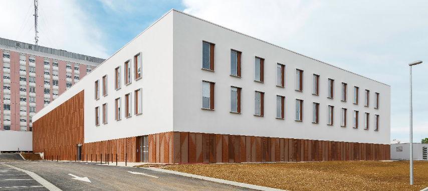 Plateau technique du Centre hospitalier d'Agen-Nérac : phase 1